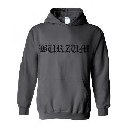 Burzum Logo Grey Hoodie BLGH01 34.95 €  3593a44ca2c