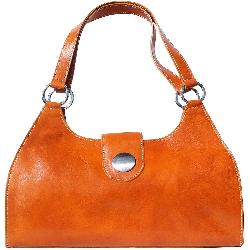 Τσαντα Ωμου Δερμάτινη Florina Firenze Leather 6418 Μπεζ 60179455 143.90 €  5ed0ab595e6