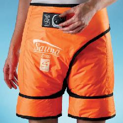 3a17915516f Ηλεκτρική Βερμούδα Εφίδρωσης για Αδυνάτισμα & Απώλεια Βάρους - Sauna Pants  - SaunaPants 4733
