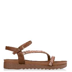 Flat Sandalos  6857 29.00     Sandalos oneclick.gr d5a1ca