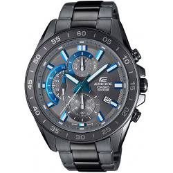 CASIO Edifice Black Stainless Steel Bracelet EFV-550GY-8AVUEF 165338 163.00  €  35c4fc0a1c9